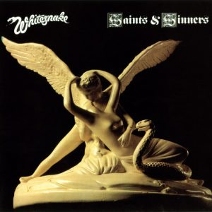 Whitesnake ‎– Saints & Sinners (1982)