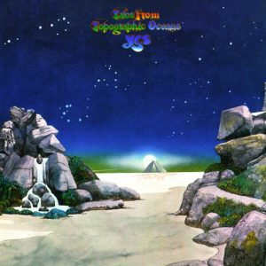Yes ‎– Tales From Topographic Oceans (2CD, 1973)