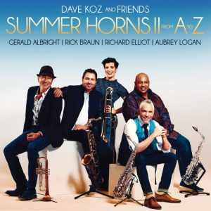 Dave Koz And Friends - Summer Horns II From A To Z (2018)