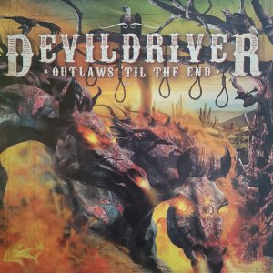 DevilDriver ‎– Outlaws 'Til The End, Vol. 1 (2018)