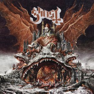 Ghost ‎– Prequelle (2018) (Deluxe Edition)