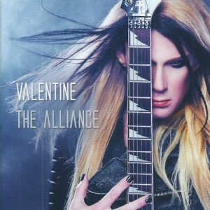 Valentine ‎– The Alliance (2018)