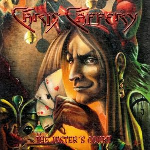Chris Caffery ‎– The Jester's Court (2018)