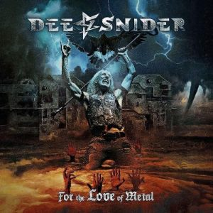 Dee Snider ‎– For The Love Of Metal (2018)