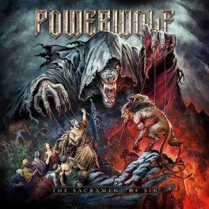 Powerwolf ‎– The Sacrament Of Sin