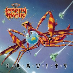 Praying Mantis ‎– Gravity (2018)