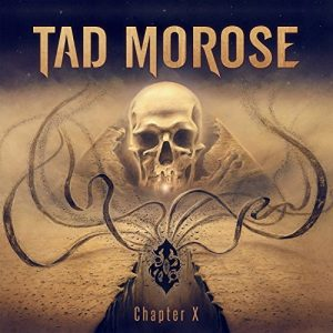 Tad Morose ‎– Chapter X (2018)