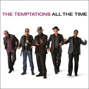 The Temptations - All The Time (2018)