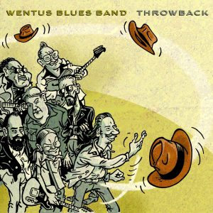 Wentus Blues Band ‎– Throwback (2018)