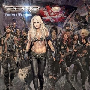 Doro ‎– Forever Warriors (2018)