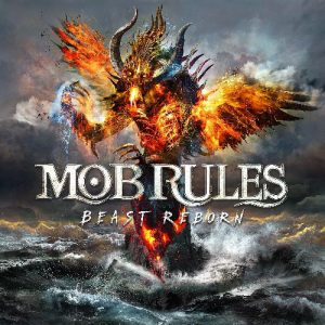 Mob Rules ‎– Beast Reborn (2018) (Limited Edition)