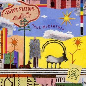 Paul McCartney - Egypt Station (2018)