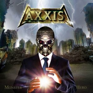 Axxis - Monster Hero (2018)