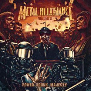 Metal Allegiance - Volume II. Power Drunk Majesty (2018)