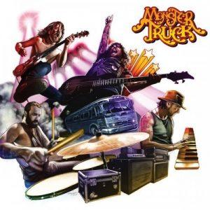 Monster Truck - True Rockers (2018)