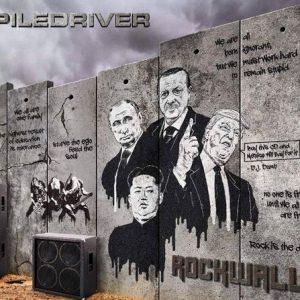Piledriver - Rockwall (2018)