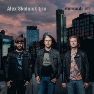 Alex Skolnick Trio - Conundrum (2018)