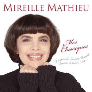 Mireille Mathieu - Mes classiques (2018)