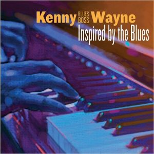 Kenny Wayne - Inspired By The Blues (2018)