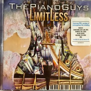 The-Piano-Guys-Limitless-2018-Import-EU