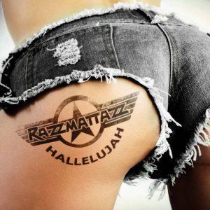 RAZZMATTAZZ - Hallelujah - front